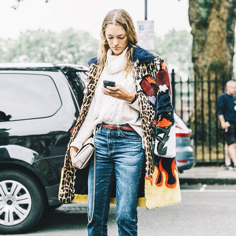 The Best Way to Wear Skinny Jeans This Season