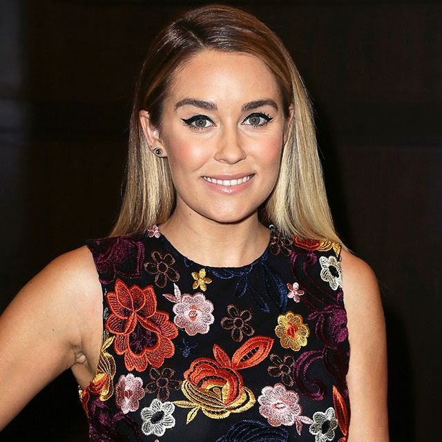 """Lauren Conrad Is """"Smitten"""" With This Denim Style for Fall"""