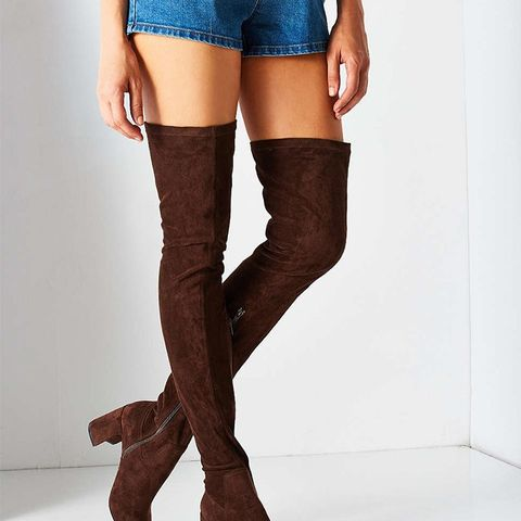 Ciniega Over-The-Knee-Boots