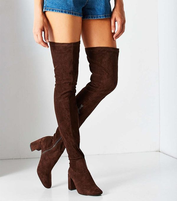 Jeffrey Campbell Ciniega Over-The-Knee-Boots