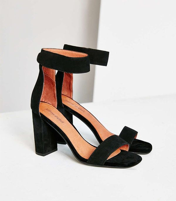 Jeffrey Campbell Holvey Suede Heels