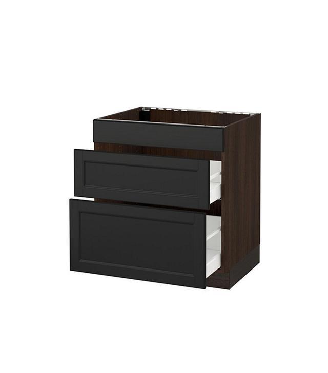 IKEA Sektion Base Drawers