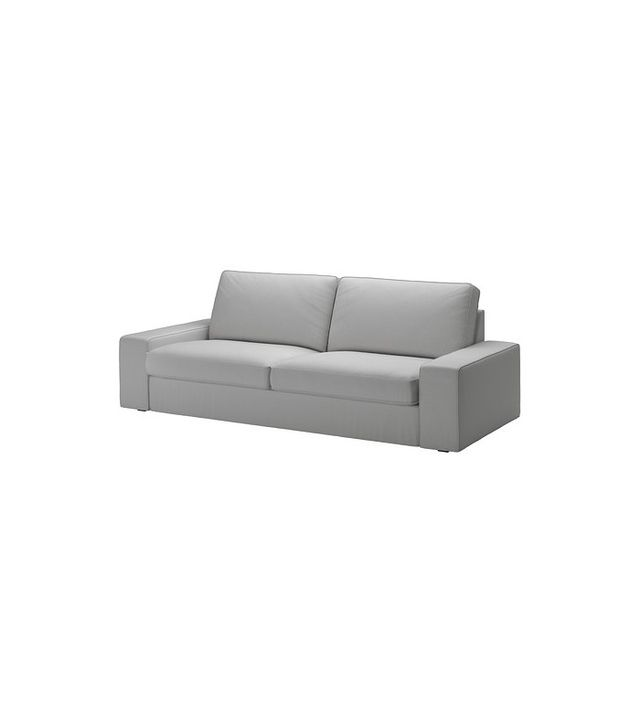 Chaise Ikea Henriksdal Cheap Leather Sofa With Chaise