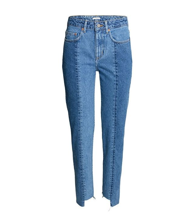 H&M Slim Regular Ankle Jeans