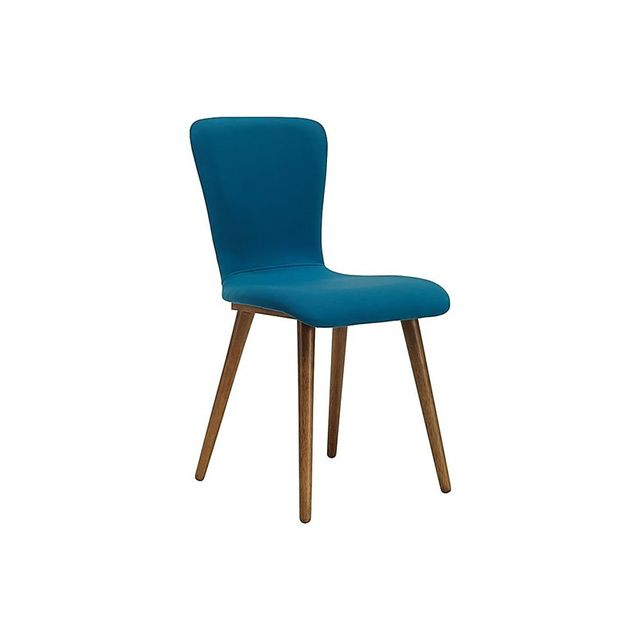 Zanui Vanessa Teal Dining Chair Set of 2