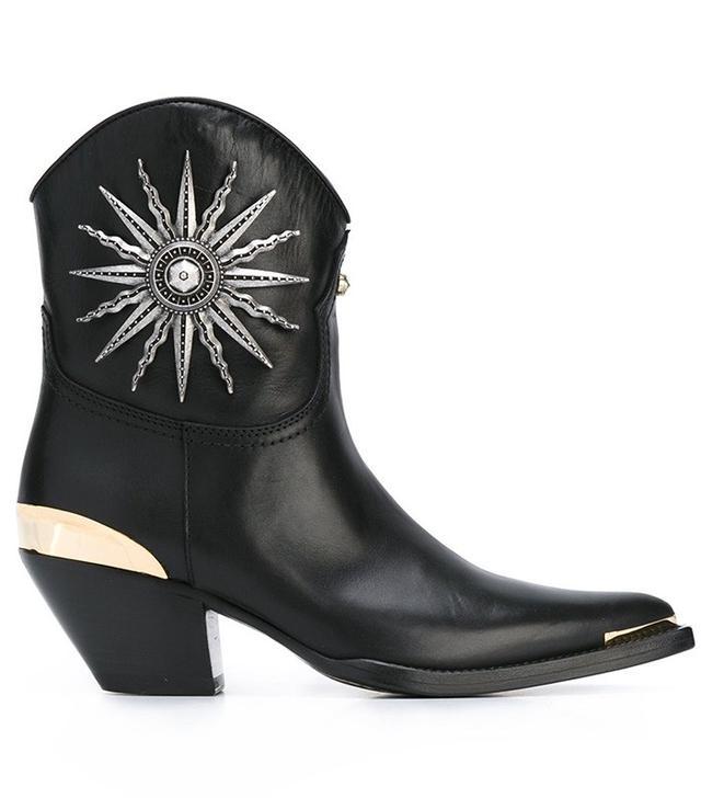 Fausto Puglisi Cowboy Boots