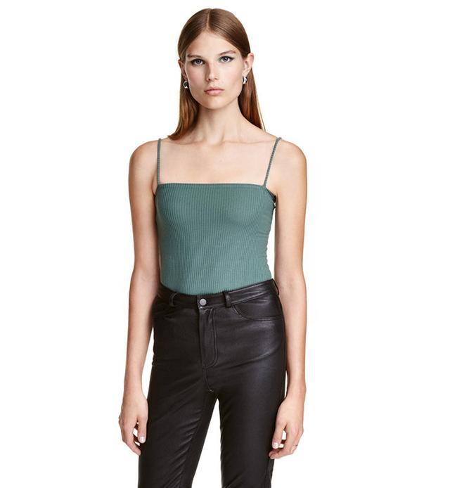 H&M Lyocell Bodysuit