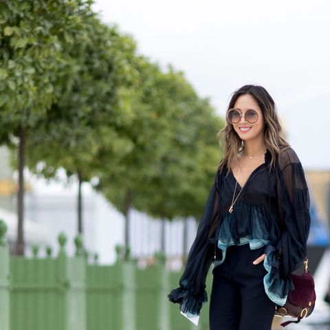All the Best Street Style Shots From Paris Fashion Week