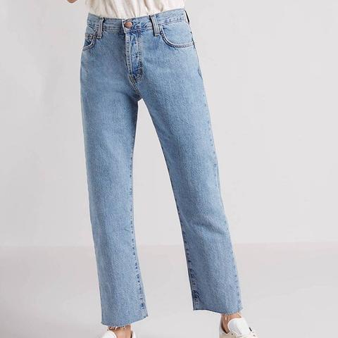The Original Straight Leg Jean