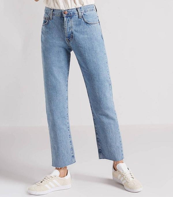 Current/Elliott The Original Straight Leg Jean