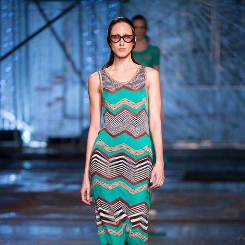 Every Gorgeous Spring Look From the Missoni Show