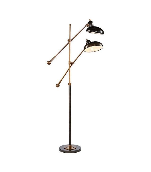 Rejuvenation Bruno Double-Arm Task Lamp