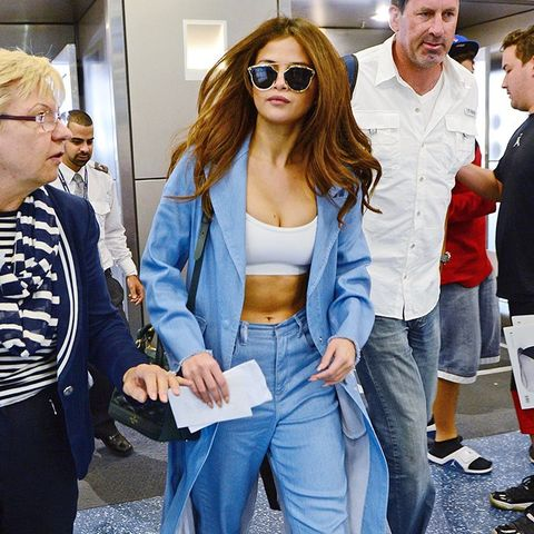 Every Celeb Is Wearing This Denim Trend