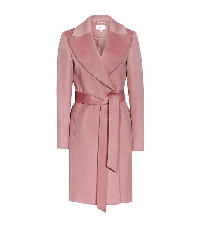 Reiss Forbes Textured Coat