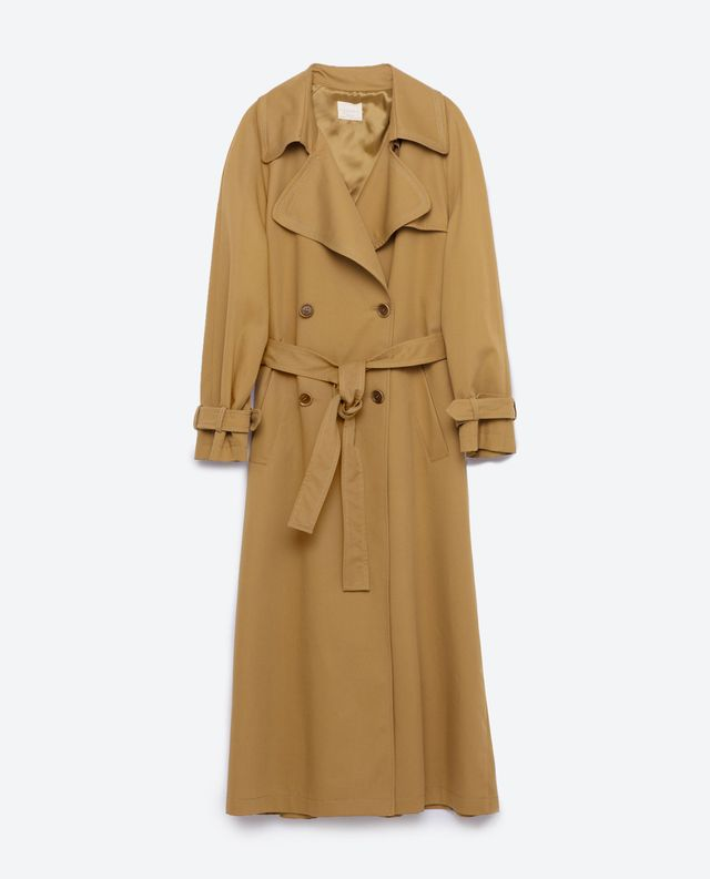 Zara Oversized Trench Coat