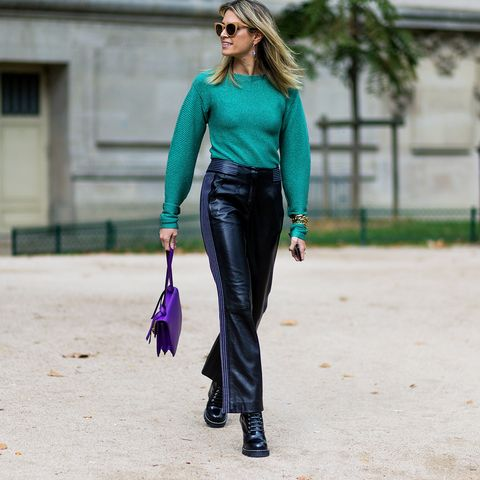 34 Chic Street Style Looks From Paris Fashion Week