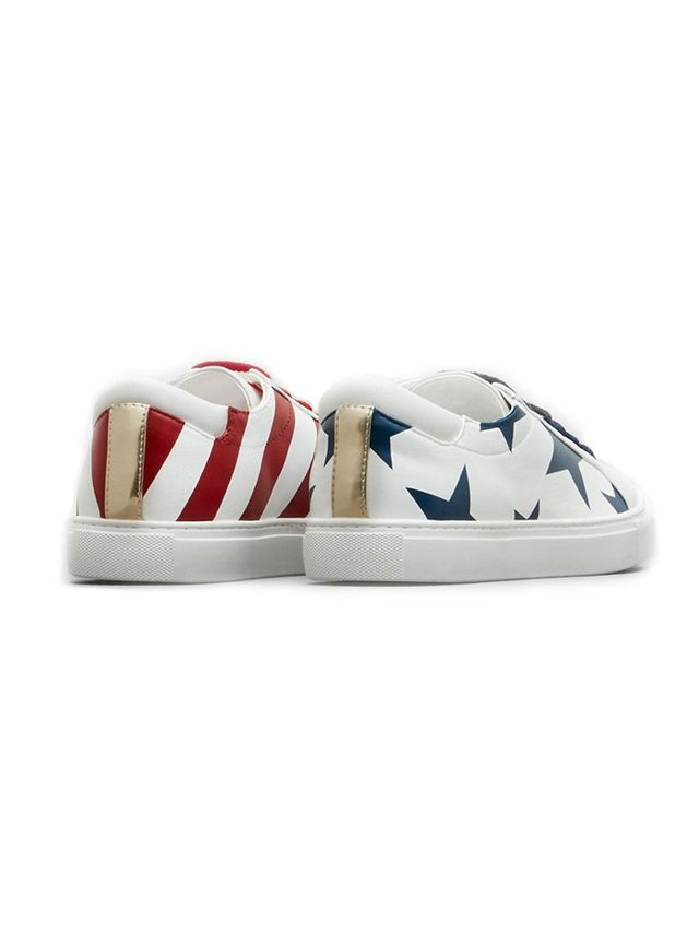 Kenneth Cole The Voter Kam Leather Sneaker