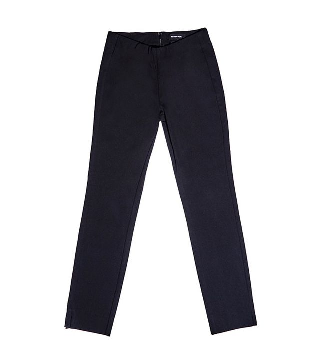 Who What Wear Cropped Flare Trousers