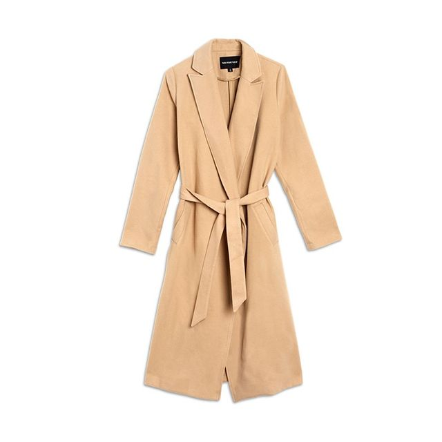 Who What Wear Collection Great Wrap Coat