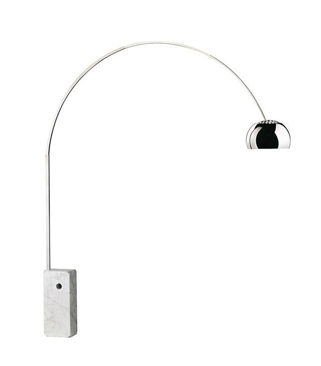 Giacomo Castiglioni Arco Floor Lamp