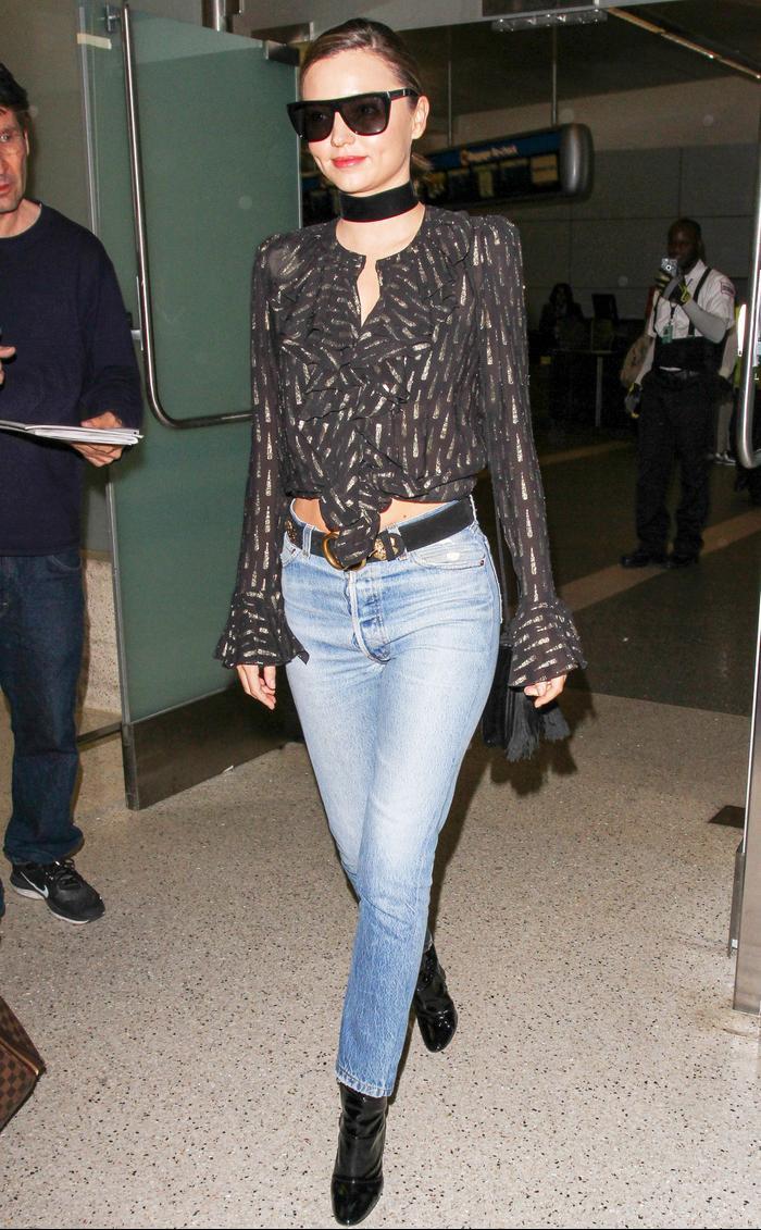 Miranda Kerr at LAX