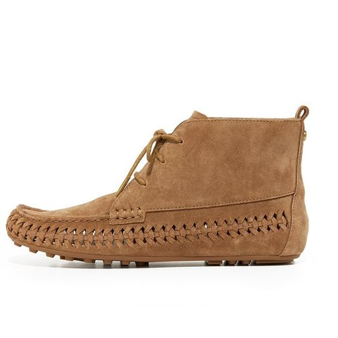 Westley Moccasin Booties