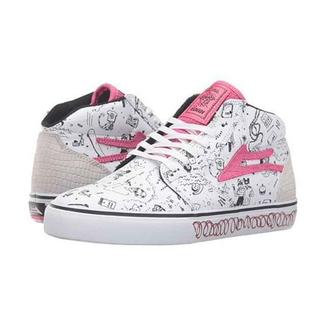 Lakai Fura High x Lena Dunham Sneakers