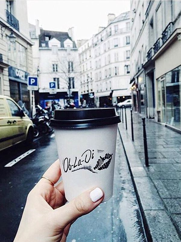 Ob-La-Di Café in Paris