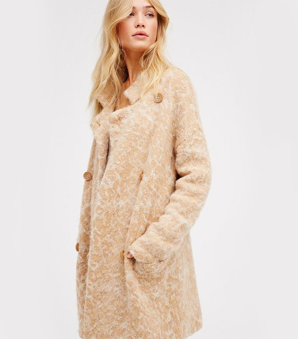 Free People Wild Thing Coat