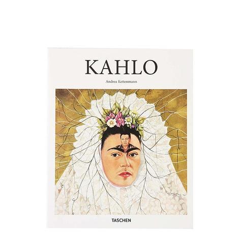 Kahlo By Andrea Kettenmann