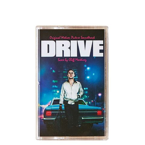 Drive: Original Motion Picture Soundtrack Cassette Tape
