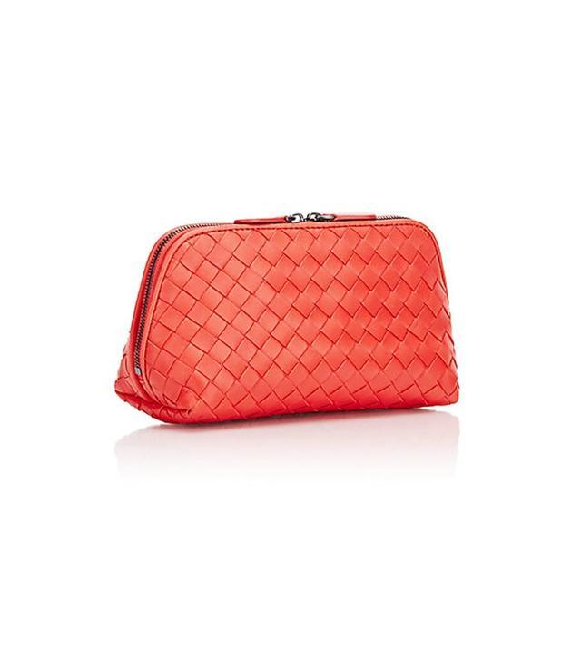 Bottega Veneta Intrecciato Medium Cosmetic Case