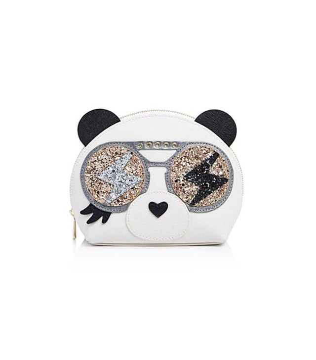Furla Allegra Medium Panda Cosmetic Case