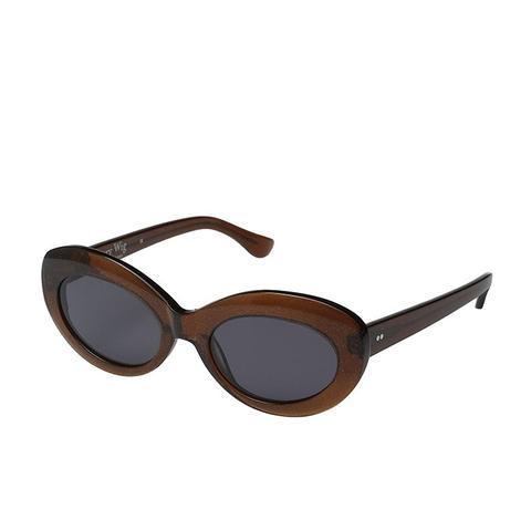 Ashtray Cat-Eye Sunglasses