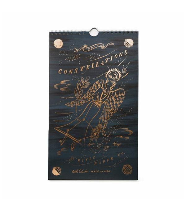 Rifle Paper Co. 2017 Constellation Calendar