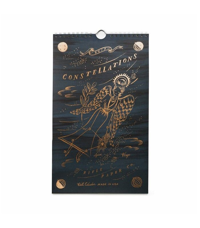 Rifle Paper Co. 2017 Constellation Calendar