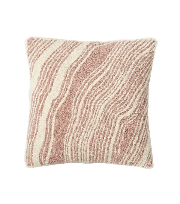 West Elm Looped Marble Pillow Cover