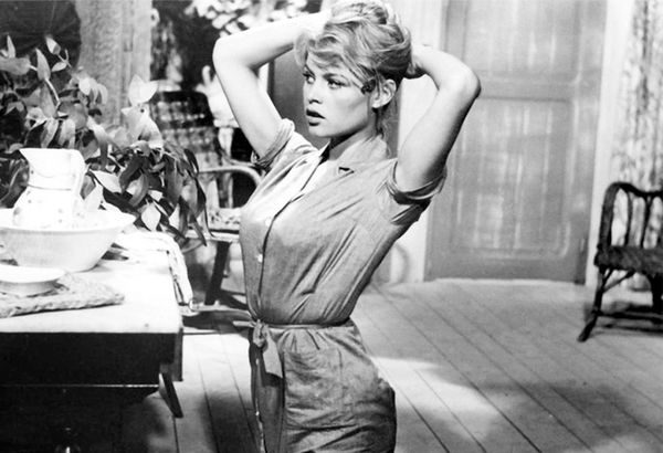 The Movie:And God Created Woman (Et Dieu…Créa laFemme)(1956) Roger Vadim's box-office hit made Brigitte Bardot a star. Her character, Juliette, attracts the...