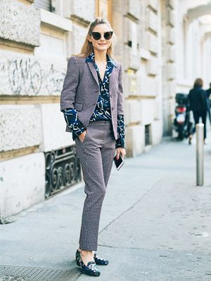 10 Ways to Pull Off Head-to-Toe Prints for Fall