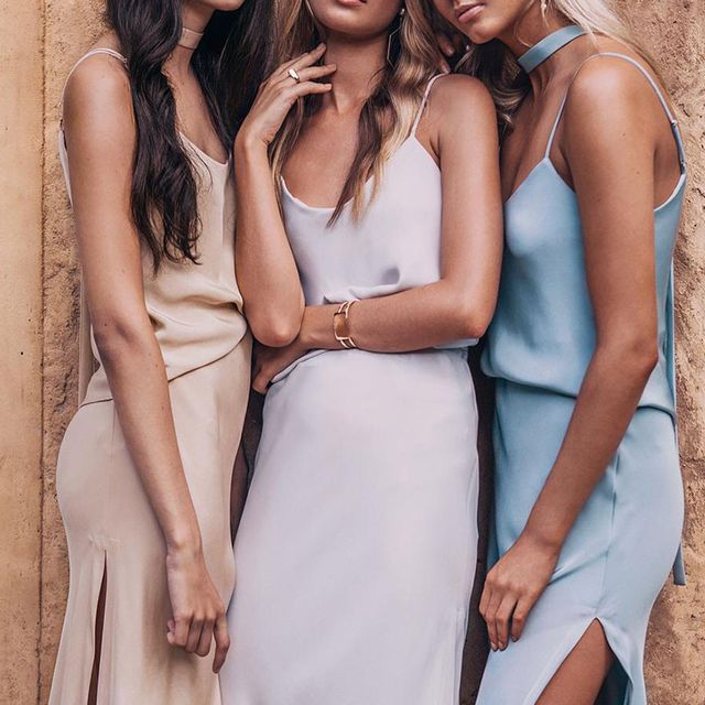 This Is Easily the Coolest Bridesmaid Collection We've Ever Seen