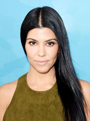 The Bizarre Ingredient Kourtney Kardashian Swears by to Fight Wrinkles