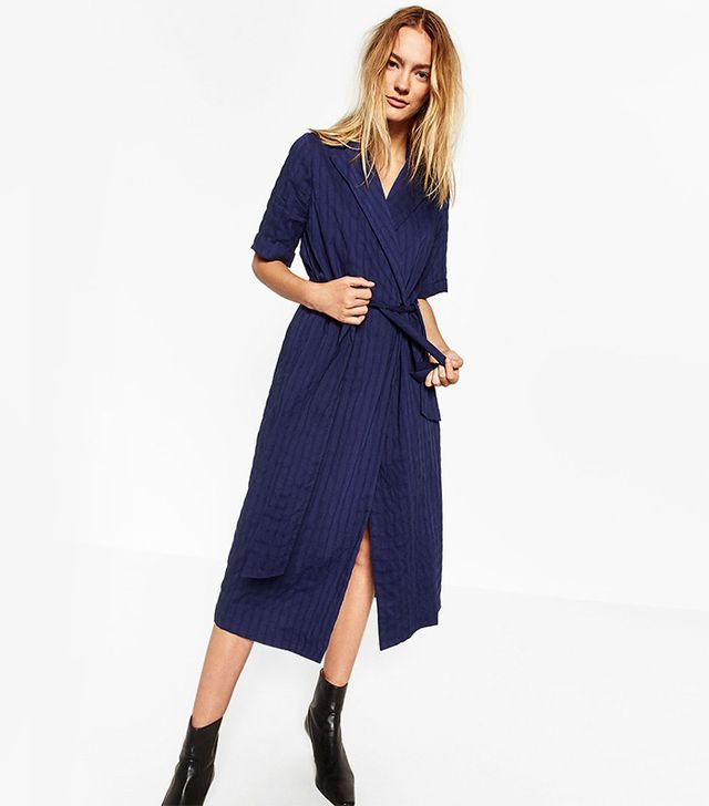 Zara Crossover Dress