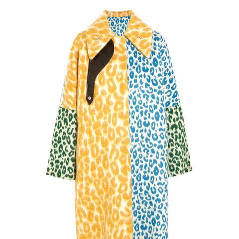 Bertilyn Leo Coat