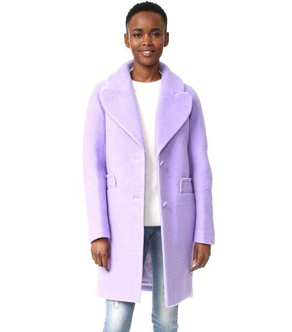 Carven Wool Coat