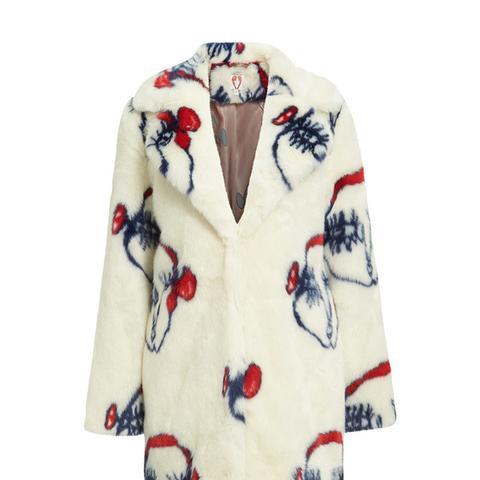 Dory Faux Fur Coat