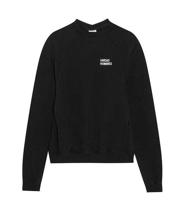 Vetements Oversized Sweatshirt