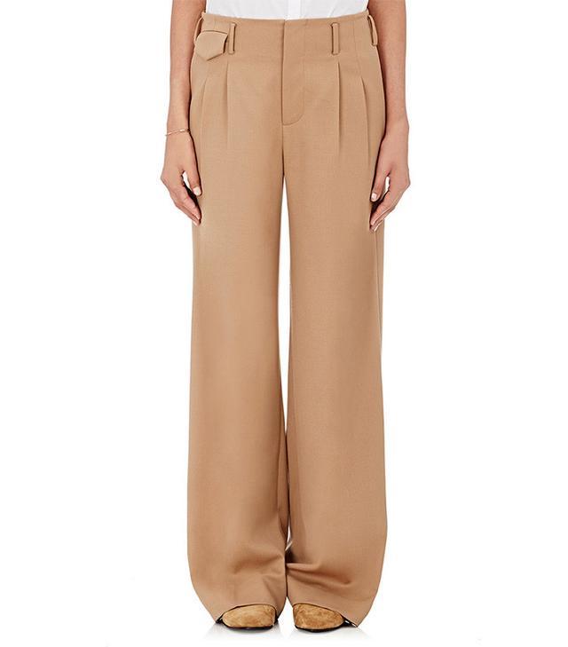 Nili Lotan Gia Wide-Leg Pants