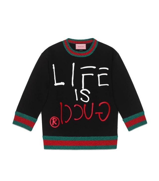 Gucci GucciGhost sweatshirt