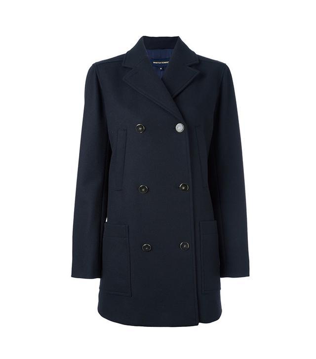 Vanessa Seward Double Breasted Coat