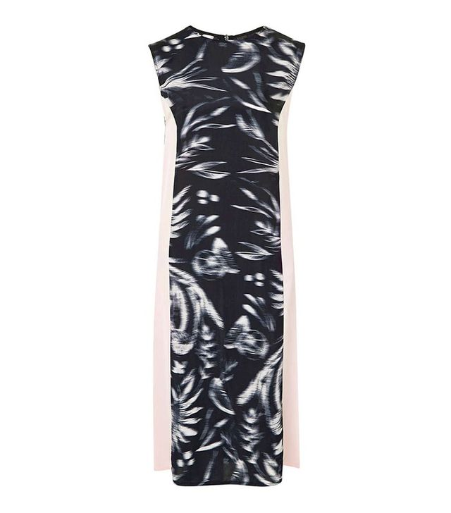 Topshop Printed Stripe Dress by Boutique